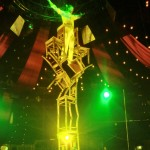 Absinthe at Caesars Palace Las Vegas Review and Interview Gazillionaire