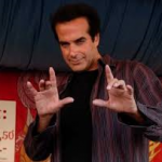 David Copperfield Magician BBC Interview vegas