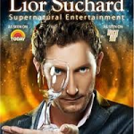 Lior Suchard Magician illusionist mind reader BBC Interview and life story 2