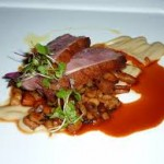 Scarpetta Restaurant Review at Cosmopolitan Hotel And Casino Las Vegas menu lamb chops