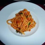 Scarpetta Restaurant Review at Cosmopolitan Hotel And Casino Las Vegas pasta
