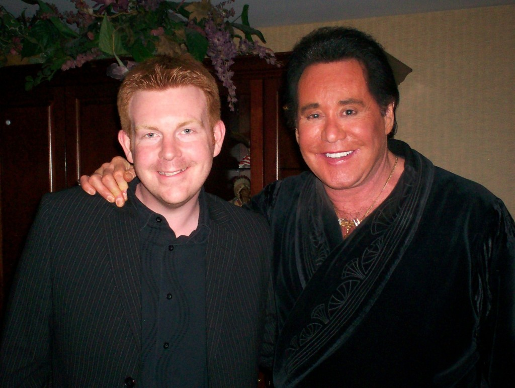 Wayne Newton BBC Interview and life story with Alex Belfield @ www.celebrityradio.biz