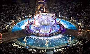 Enjoy Celebrity Radio's Le Reve Cast Interview Wynn Las Vegas….. Le Reve is a wonderfully moving and magical water based show at the glorious Wynn […]