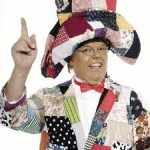 Roy Chubby Brown and Alex Belfield