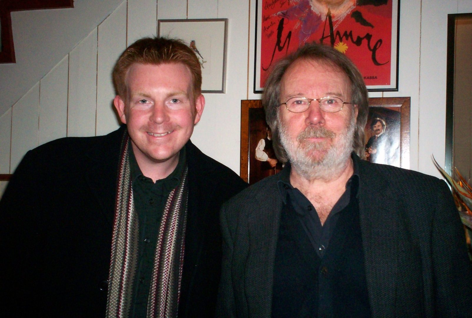 Enjoy Celebrity Radio's Benny Andersson ABBA Exclusive Life Story Interview…. The musical genius' from ABBA talk to Belfield about their incredible life and careers. Few […]