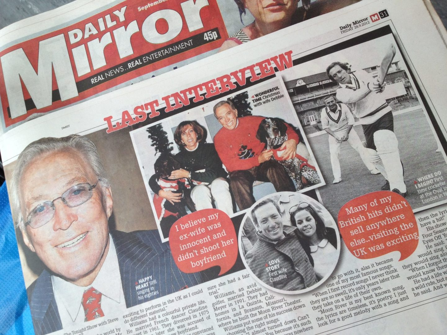 Enjoy Celebrity Radio's Alex Belfield Press Cuttings And Coverage…. Alex has been a trouble maker for years, he doesn't do anything quietly! Whether performing Live […]