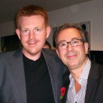 Ben Elton Alex Belfield Interview