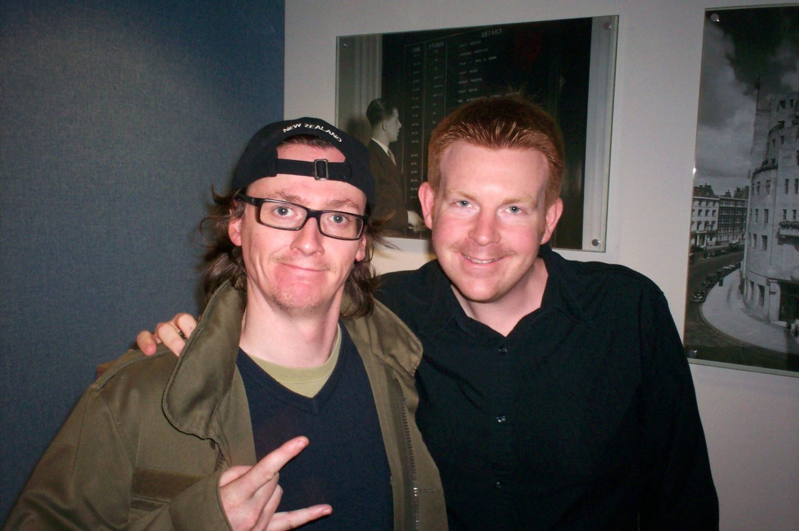 Enjoy Celebrity Radio's Ed Byrne Interview At Montreal Comedy Festival…. Ed Byrne is an Irish stand-up comedian, voice over artist and actor. He has presented television […]