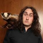 Ross Noble Freewheeling BBC Interview and life story with Alex Belfield at www.celebrityradio.biz