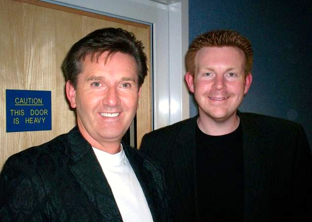 Daniel O'Donnell Leaves Strictly NEW Album 2015 Interview Alex Belfield