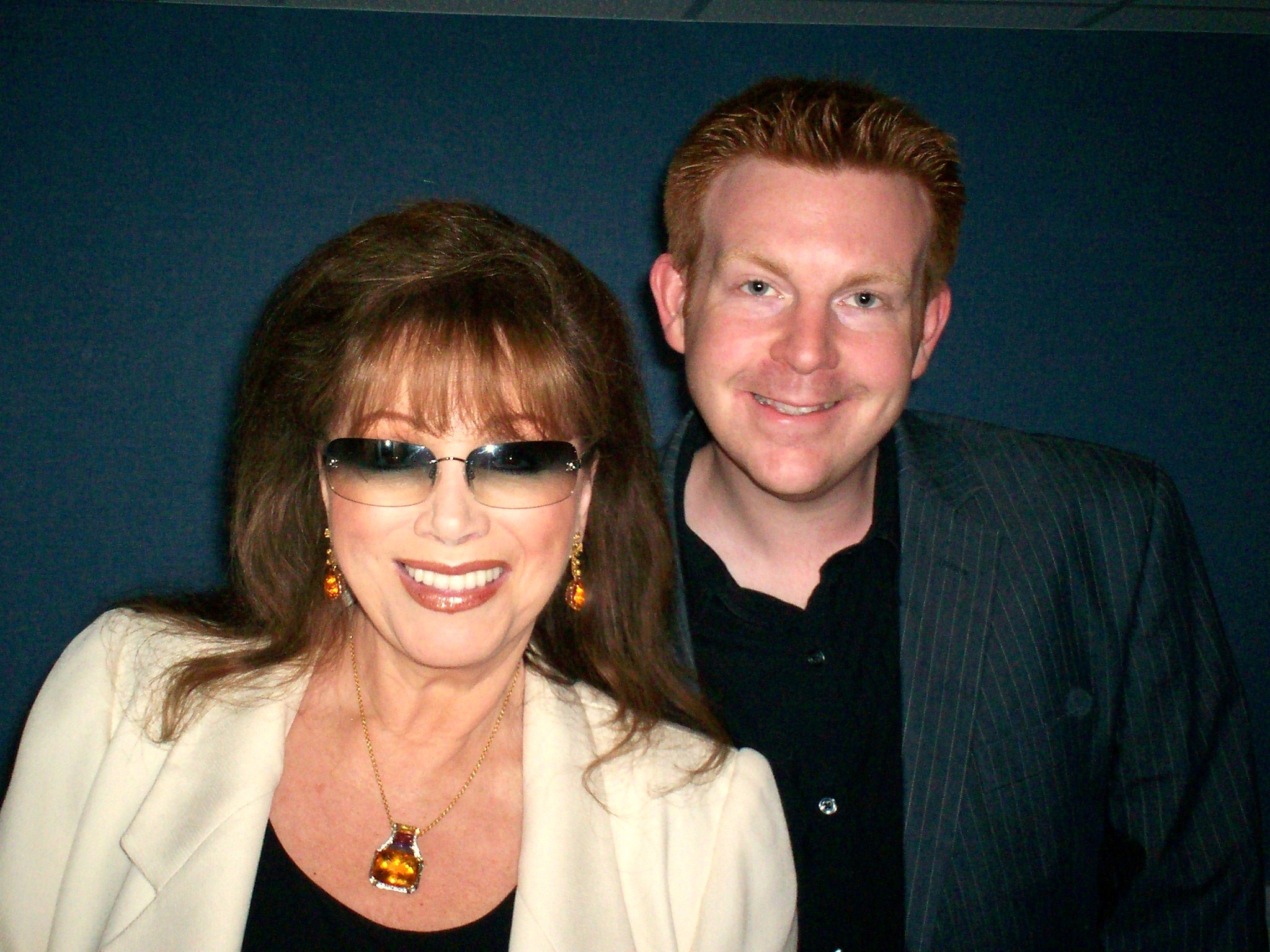 Enjoy Celebrity Radio's Author Jackie Collins Exclusive 35 Minute Life Story Interview…… Jackie Collins is one of the worlds most glamorous and successful women in […]