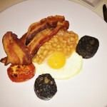 Restaurant Sat Bains Review Nottingham Full English Breakfast