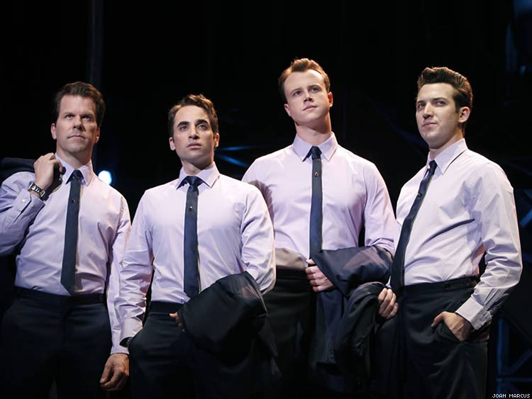 Jersey Boys Uk Tour Review