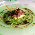 pied a terre charlotte street restaurant review london menu 2