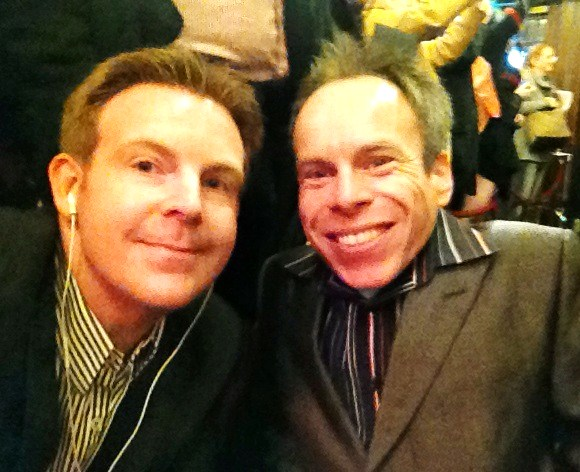 Enjoy Celebrity Radio's Warwick Davis Life Story Interview…. Warwick Ashley Davis is an English actor with dwarfism. He played the title characters in Willow and […]