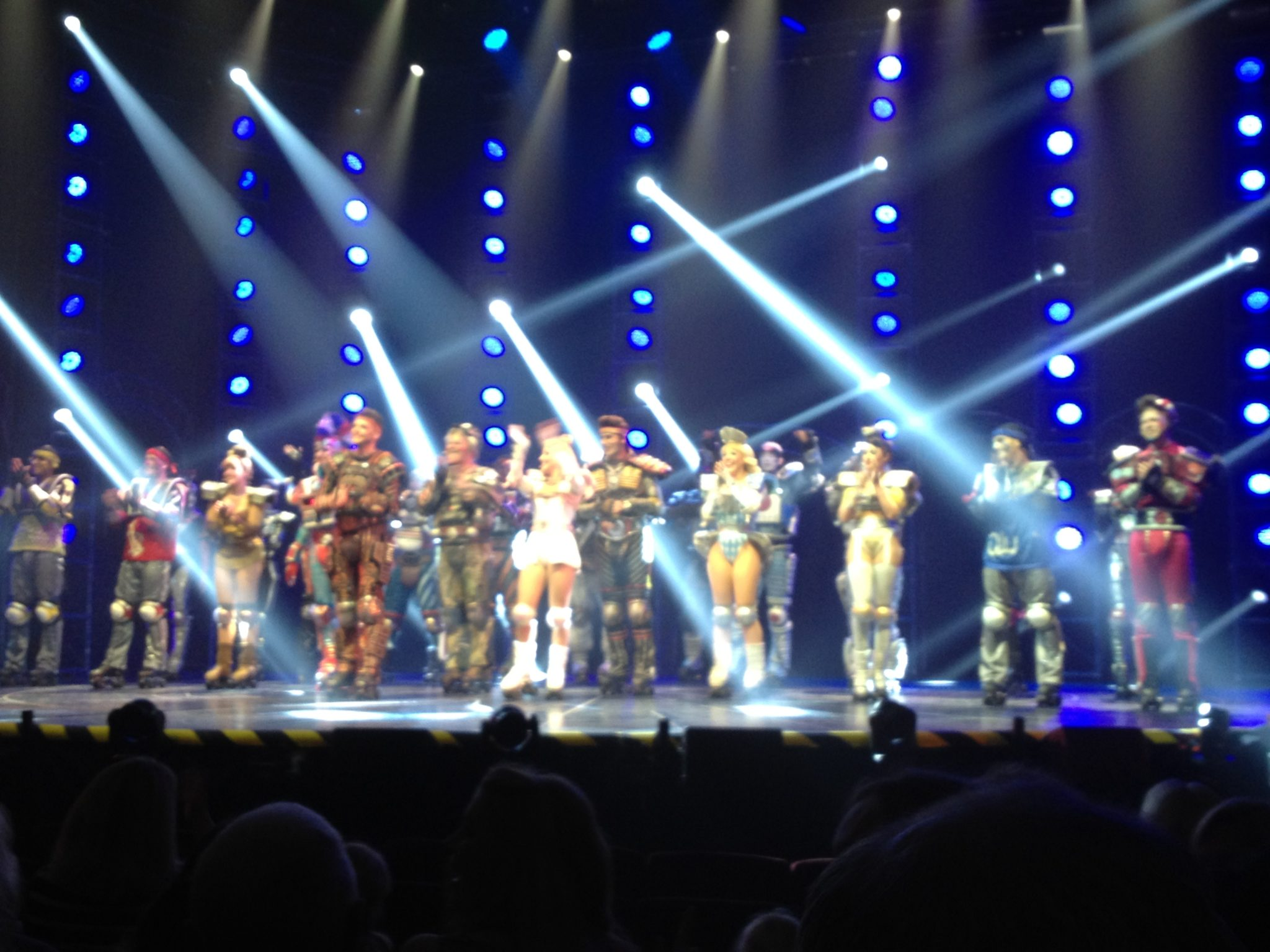 Starlight Express Musical Review Celebrity Radio By Alex