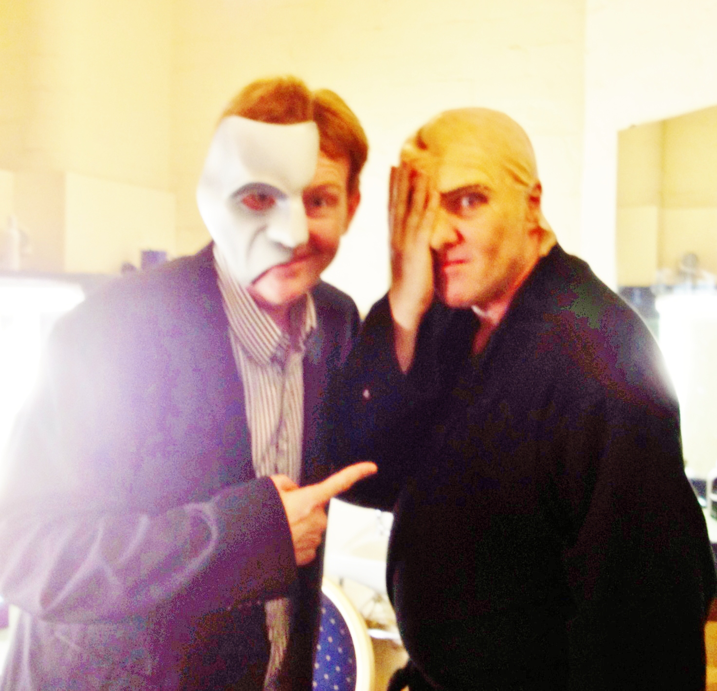 Enjoy Celebrity Radio's John Owen Jones Life Story Interview – The Phantom Of The Opera….. Alex has know John for over 10 years and according […]