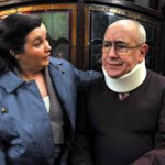 Norris and Mary Coronation Street interview