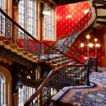 Grand Staircase London St Pancras Best Hotel London