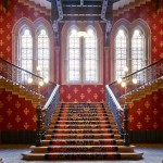 Grad Staircase St Pancras Hotel London