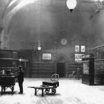 The Old Boking Office London St Pancras