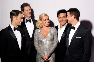 Enjoy Celebrity Radio's Il Divo & Katherine Jenkins Tour 2013…. In April 2013 Il Divo and Katherine Jenkins are touring the UK with their Exclusive […]