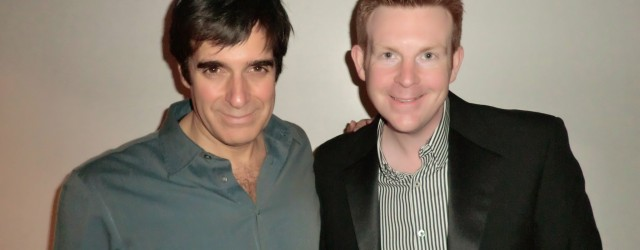 Enjoy Celebrity Radio's David Copperfield Las Vegas Interview…. David Copperfield is the worlds most famous magician who has been at the top of his game for over 30 years. He's