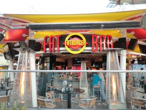 Fat Bar And Burger Las Vegas Boulevard Review