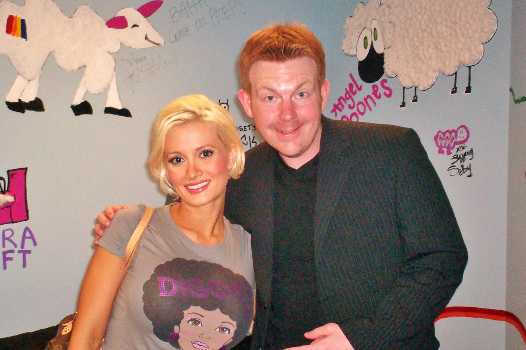 Enjoy Celebrity Radio's Holly Madison Exclusive Interview Vegas…… Holly Madison was the international Mega Star of 'Peepshow' at Planet Hollywood in Las Vegas. The babe […]