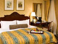 Hotel Rooms Chateau Frontenac Quebec Canada BBC Interview & review