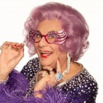 Dame Edna Farewell Tour Alex Belfield interview