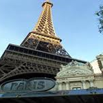 Eiffel Tower Experience Tour Paris Hotel and Casino Las Vegas 3