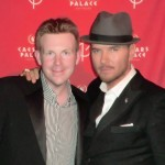 Matt Goss interview with Alex Belfield - New Album / London @ www.celebrityradio.biz in Las Vegas
