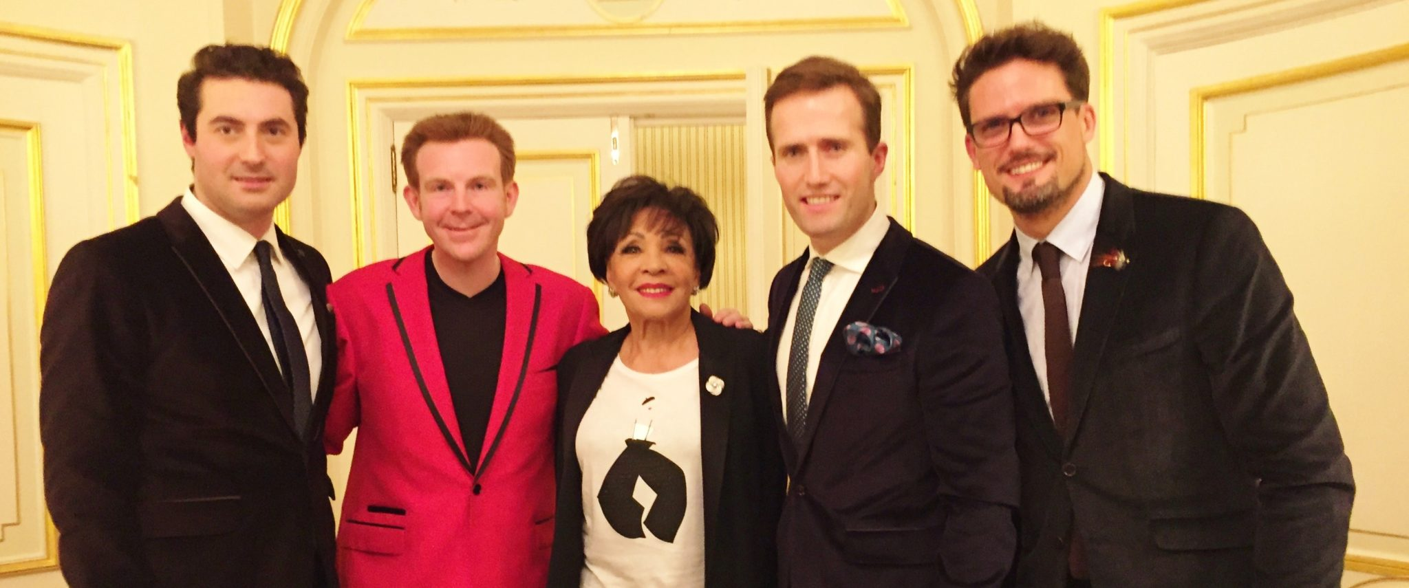 Enjoy Celebrity Radio's Dame Shirley Bassey World Exclusive In-Depth TV Interview… Dame Shirley Bassey has teamed up with the brilliant classical trio Blake for her first […]