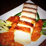 Iberico World Tapas Review Nottingham Belly Pork
