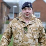 Soldier Simon Brown Interview