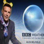 Alex Belfield BBC TV - Look North Weather