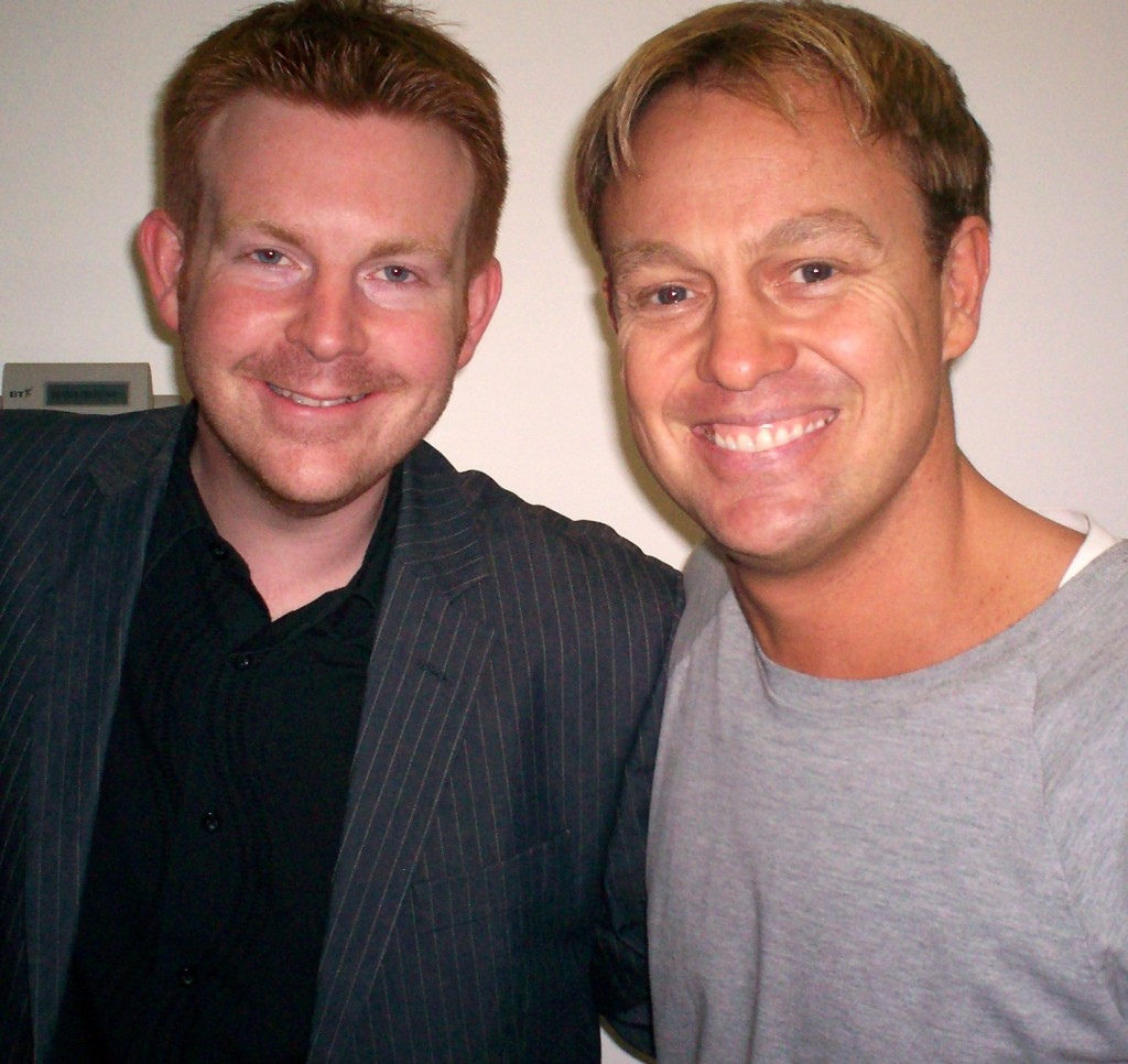 Jason Donovan Interview with Alex Belfield @ www.celebrityradio.biz Priscilla