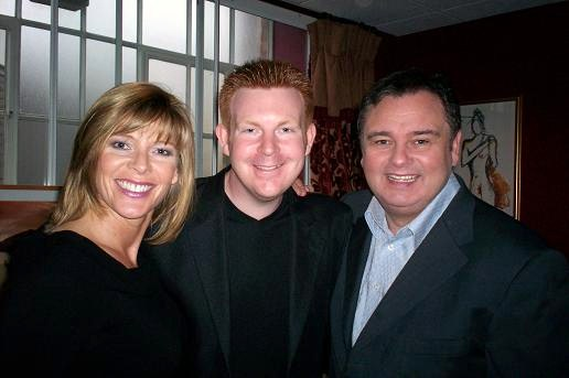 Eamonn Holmes & Ruth Langsford ITV This Morning Interview with Alex Belfield