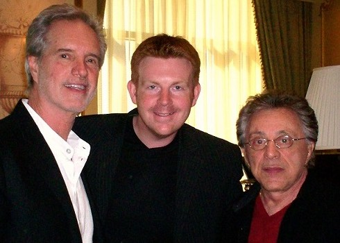 Enjoy an Celebrity Radio's Frankie Valli & Bob Gaudio Exclusive Interview ~ The Four Seasons.…. International Mega-Stars Frankie Valli and Bob Gaudio are the genius' behind 'The Four Seasons' –