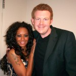 Mel B Interview with Alex Belfield