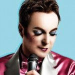 Alex Belfield interview Julian Clary