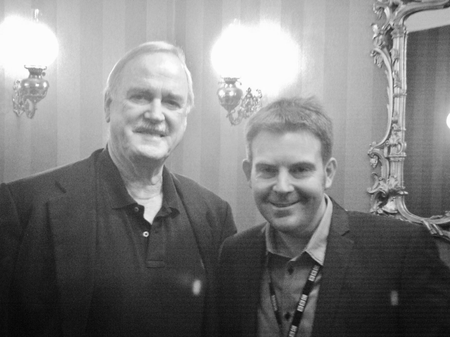 Yay! There's a Monty Python Reunion 2014….. Enjoy and in-depth and Exclusive interview with both Michael Palin & John Cleese. John Cleese, Michael Palin, Terry […]
