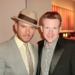 Matt Goss Strictly Christmas Special - Interview Alex Belfield 2013