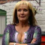 Beverley Callard Liz McDoanld interview Alex Belfield