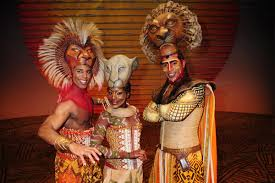 Disney The Lion King Musical Cast