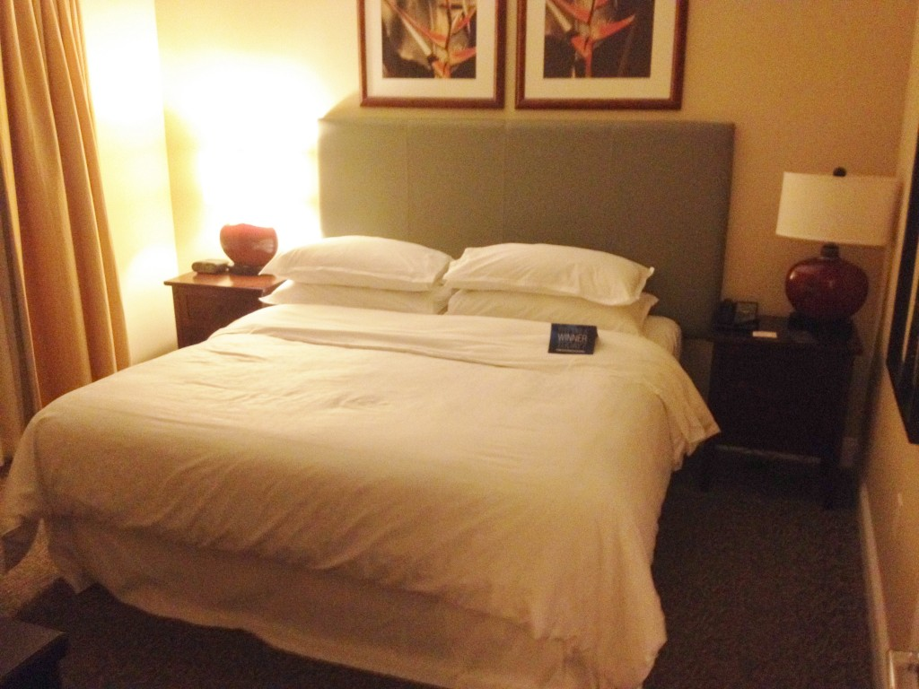 Sheraton Vistana Resort Orlando Florida Bedroom Review