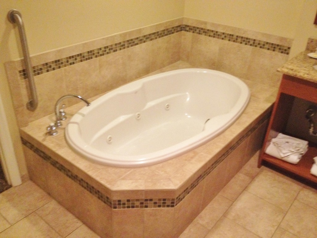 Sheraton Vistana Resort Orlando Florida Bedroom Jacuzzi Review