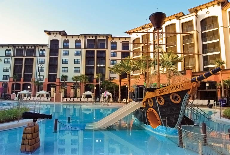 Orlando Villa Hotels Near Disney
