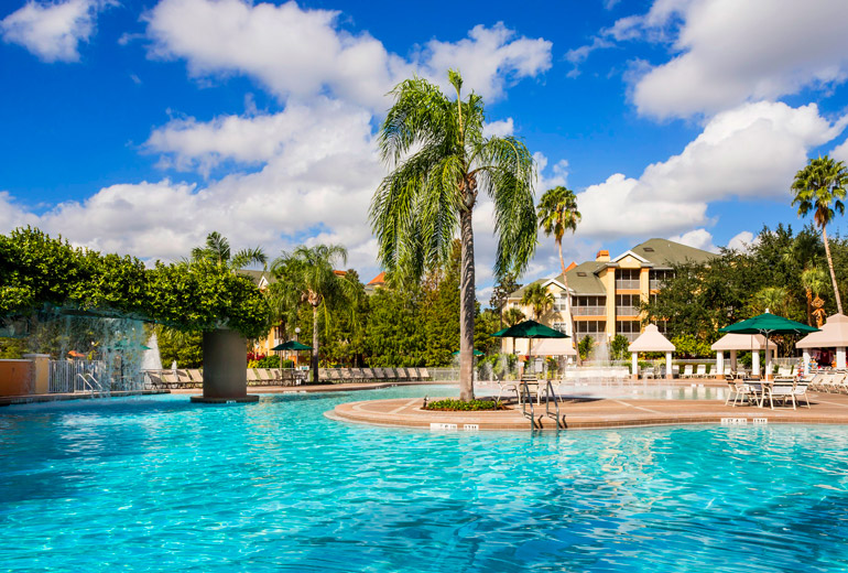 Sheraton Villas Review Orlando